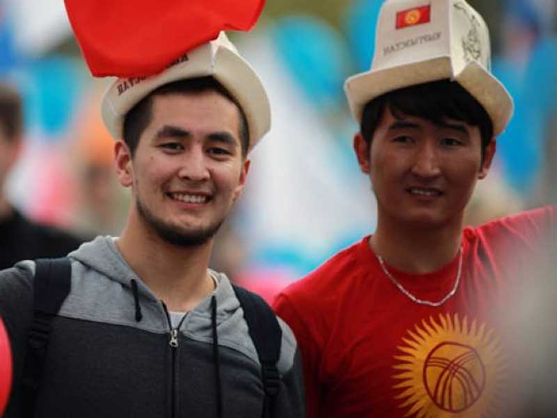Амнистия для граждан Кыргызстана.